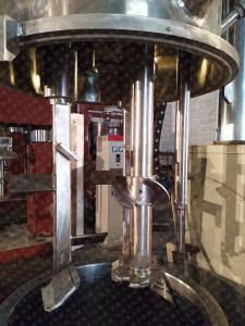 佛山恒源力机械专业 分散搅拌混合机制造销售厂家