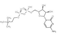 胞二磷胆碱