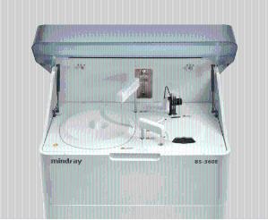 迈瑞全自动生化分析仪BS-360E迈瑞生化分析仪检测系统