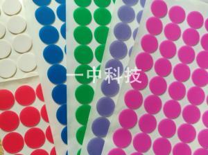 彩色硅胶脚垫 定做生产产品图片