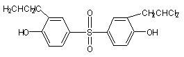 3,3-二烯丙基-4,4'-二羟基二苯砜