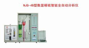 NJQ-4B型数显碳硫智能全自动分析仪产品图片