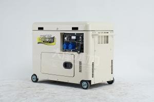 8kw静音柴油发电机哪里买产品图片