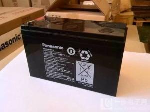 松下蓄电池LC-WTP127R2T-Panasonic风力变桨12v7.2ah 产品图片