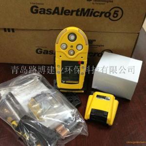 手持式五组分气体检测仪GasAlertMicro 5型号泵吸扩散