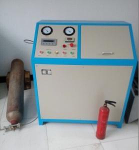 二氧化碳灭火器灌装机,二氧化碳灭火器充装机