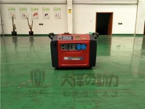 手提式3KW数码发电机220V价格