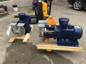 316L不锈钢VSP-80A-R强力真空自吸泵产品图片
