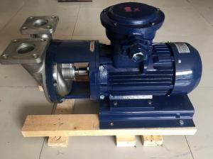 316L不锈钢VSP-65B-R防爆真空自吸泵产品图片