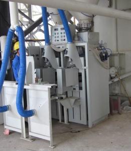 自动包装机械20KG25KG50KG气浮式耐火材料分装机