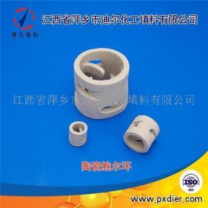 瓷质鲍尔环陶瓷鲍尔环填料价格优惠 产品图片