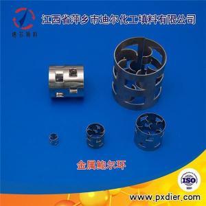 不锈钢304材质鲍尔环填料Metal Pall Ring 产品图片