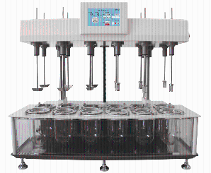 SPR-DT12A药物溶出仪溶出试验仪生产厂家产品图片