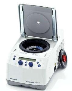 EPPENDORF5424R冷冻离心机产品图片