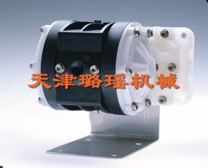 GRACO固瑞克HUSKY205小流量加藥氣動雙隔膜泵耐酸堿耐腐蝕計量泵