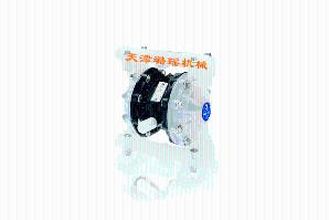 塑料材質口徑1/2英寸氣動隔膜固瑞克一級代理商天津北京