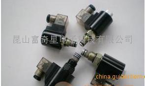 美國SUN螺紋插裝式換向閥SV08-42電磁閥SF08-21