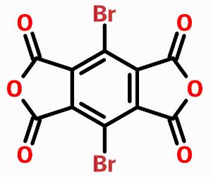 4,8-二溴-1H,3H-苯并二呋喃-1,3,5,7-四酮;CAS:24848-78-0产品图片