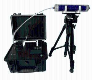 新款氡气检测仪可测土壤、水、空气三参数