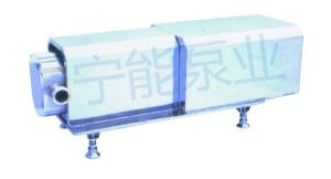 上海寧能醫藥級不銹鋼凸輪轉子泵