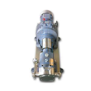 上海宁能油冷却保温式不锈钢转子泵