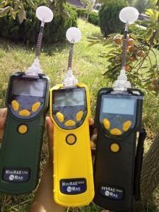 土壤环境VOC检测用美国华瑞PGM-7320便携式PID检测仪