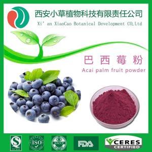 纯天然巴西莓果粉现货供应