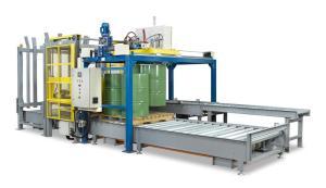 全自动208升灌装机厂家直销化工大桶自动灌装机