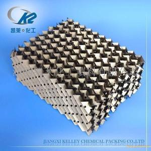 金属孔板波纹填料厂家