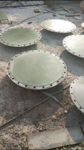 鱗片施工、玻璃鱗片施工、玻璃鱗片防腐襯里施工
