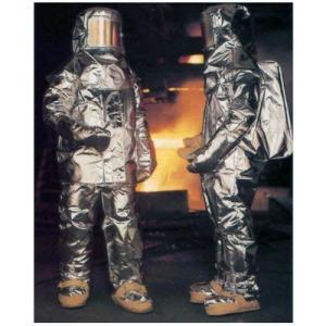 双鸭山梅思安耐高温镀铝玻璃纤维隔热服产品图片