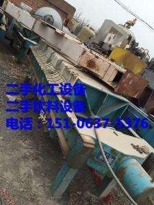 防城港出售二手带式压滤机现货产品图片
