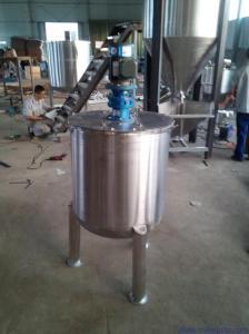 销售二手蒸汽加热发酵罐产品图片