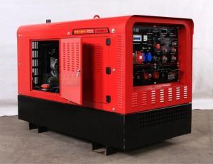 10KW静音大泽动力发电机TO-J110