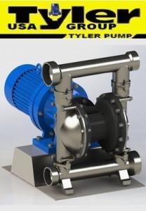 进口电动隔膜泵 美国TYLER电动隔膜泵