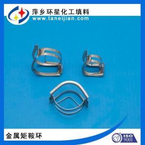 不锈钢矩鞍环填料IMTP填料2#3#金属英特洛克斯环填料 产品图片