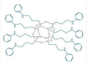 缩水甘油基笼型聚倍半硅氧烷笼形混合物 EP0409 – Glycidyl POSS Cage Mixture