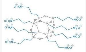 辛氨基笼型聚倍半硅氧烷 AM0285 – OctaAmmonium POSS