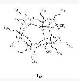 三氟丙基笼型硅烷FL0578 – Trifluoropropyl POSS Cage Mixture