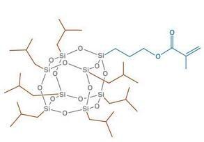 甲基丙酰氧基异丁基笼型倍半硅氧烷 MA0702 – Methacrylolsobutyl POSS