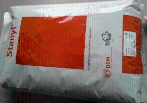 耐高温的塑料 Stanyl TS200F6 玻璃纤维增强PA46 产品图片