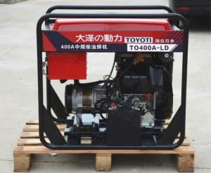 400A柴油发电电焊机,稀土永磁柴油发电电焊机