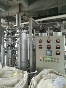 不銹鋼裝飾管制氮機碳分子篩廠家