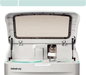 全自动生化分析仪新款BS-240产品图片