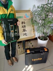 德国德图烟气分析仪testo 350(可配高湿低硫探针) 产品图片