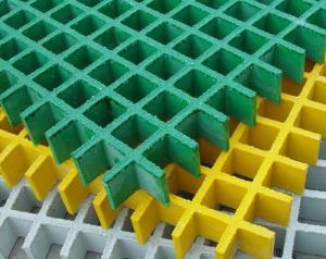 石家庄玻璃钢格栅厂家 产品图片