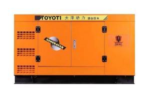 房地产公司用25kw柴油发电机
