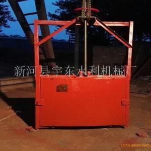 PZJY机闸一体式铸铁闸门价格 产品图片