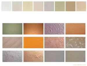 硅藻泥涂料