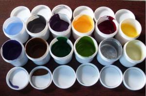 丝印油墨成分化验,水性耐高温丝印油墨配方产品图片